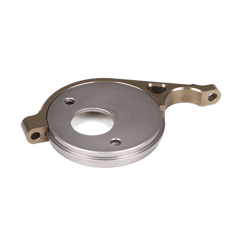 Motor Cam and Strap, Aluminum: 22-4