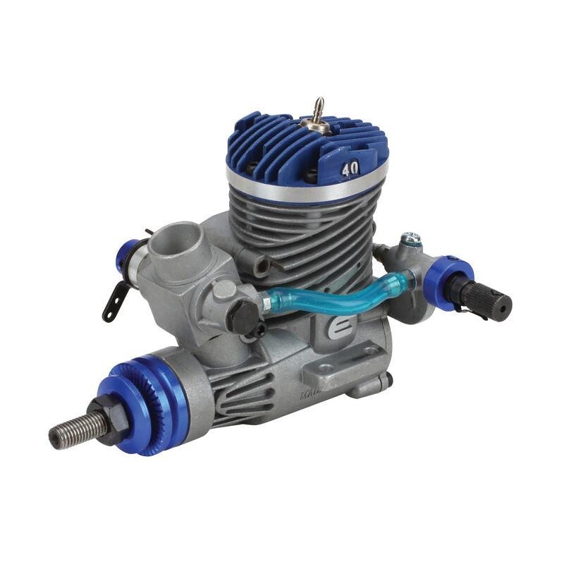 Evolution 40NX 6,7 cc RC-Motor m. Schalldämpfer