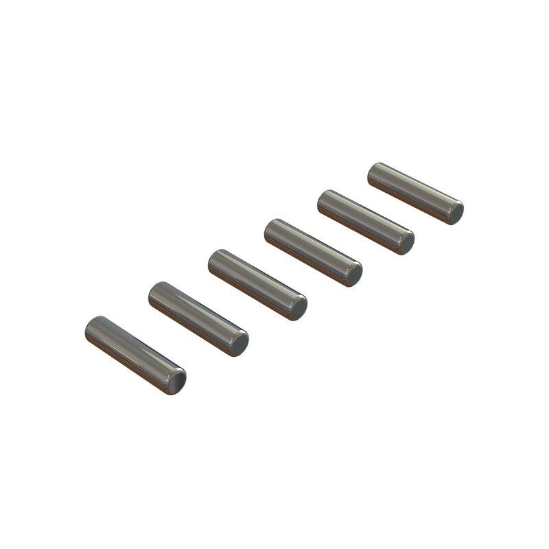 Pin, 3.5x14.8mm (6)