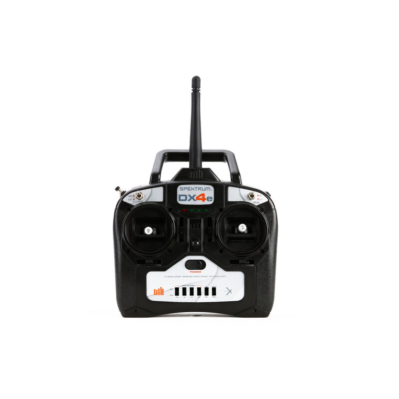 DX4e 4-Channel DSMX® Transmitter Only, Mode 2/4