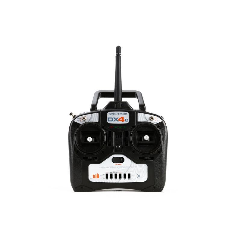 DX4e 4-Channel DSMX® Transmitter Only, Mode 2/4