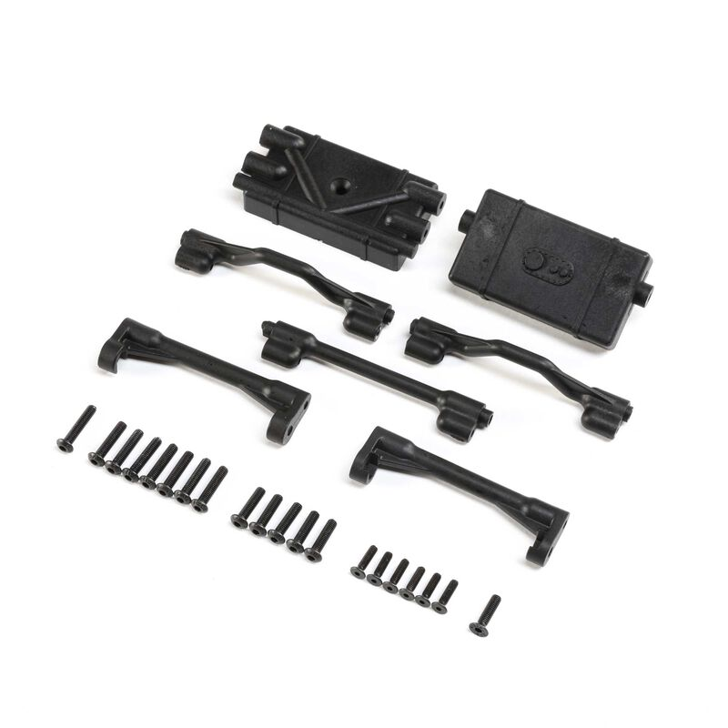 Cross Brace Set, Chassis: LMT