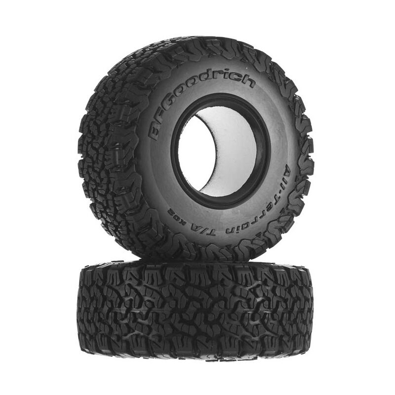 1/10 BF Goodrich All-Terrain T A KO2-R35 1.9 Tire with Inserts (2)