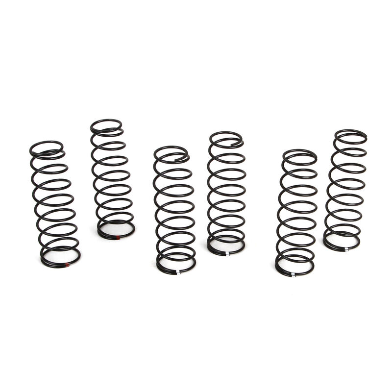 16mm Front Shock Spring Set (3 pr.): 8IGHT-T 3.0