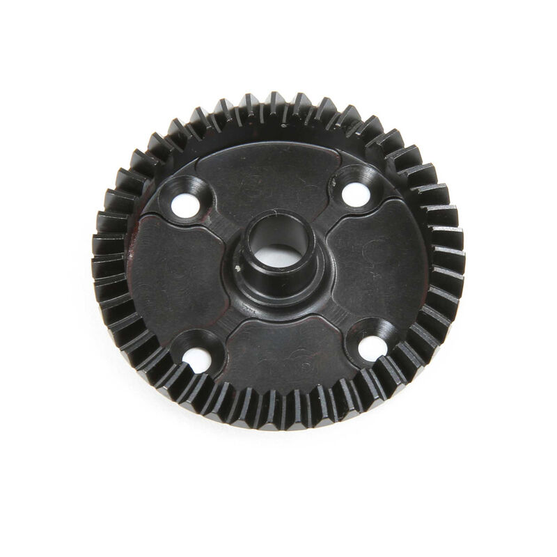 Rear Differential Ring Gear Lightweight: 8X