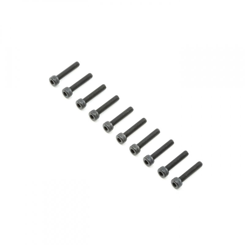 Cap Head Screws M4x20mm (10)