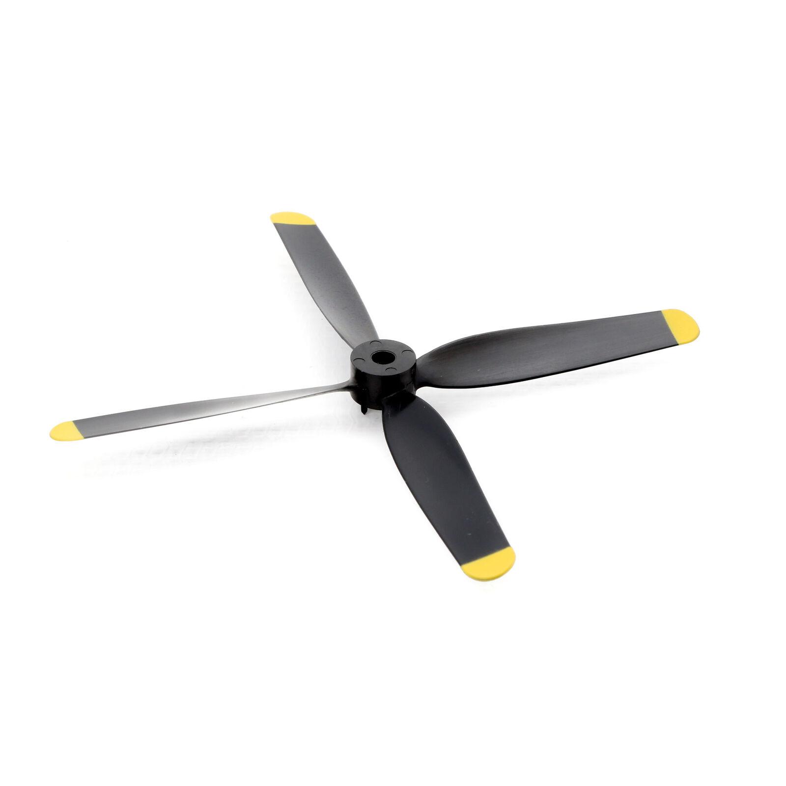 4.5 x 3.0 4-Blade Electric Propeller