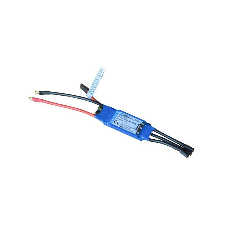 40 AMP Brushless ESC: EC-1500