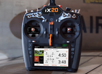 Spektrum DX8 DSMX Transmitter