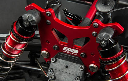EXB ALUMINUM FRONT SHOCK TOWER