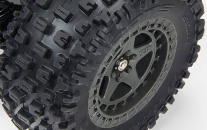 dBoots Fortress SC tires