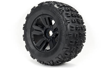 High-Traction dBoots<sup>®</sup> Tires