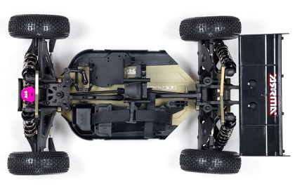 TLR-TUNED PARTS