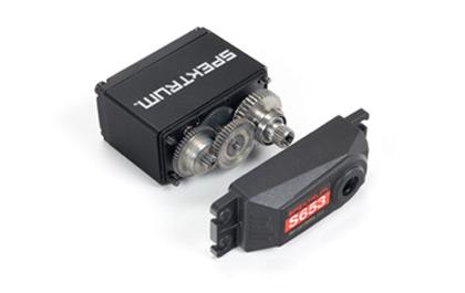 Spektrum S652 Stahl Metall-Getriebe Digital Servo