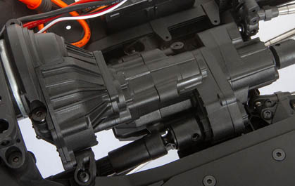 DIG TRANSMISSION WITH TWO-SPEED OPTION