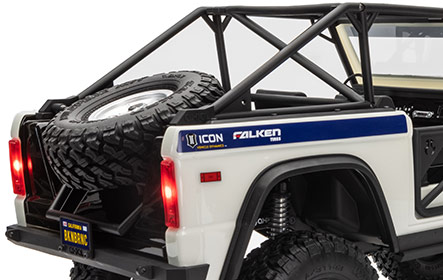 MOLDED ROLL CAGE