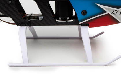 Wide and Impact Resistant Landing Gear