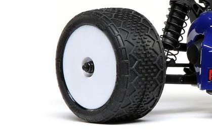 BK Bar Rear Tires