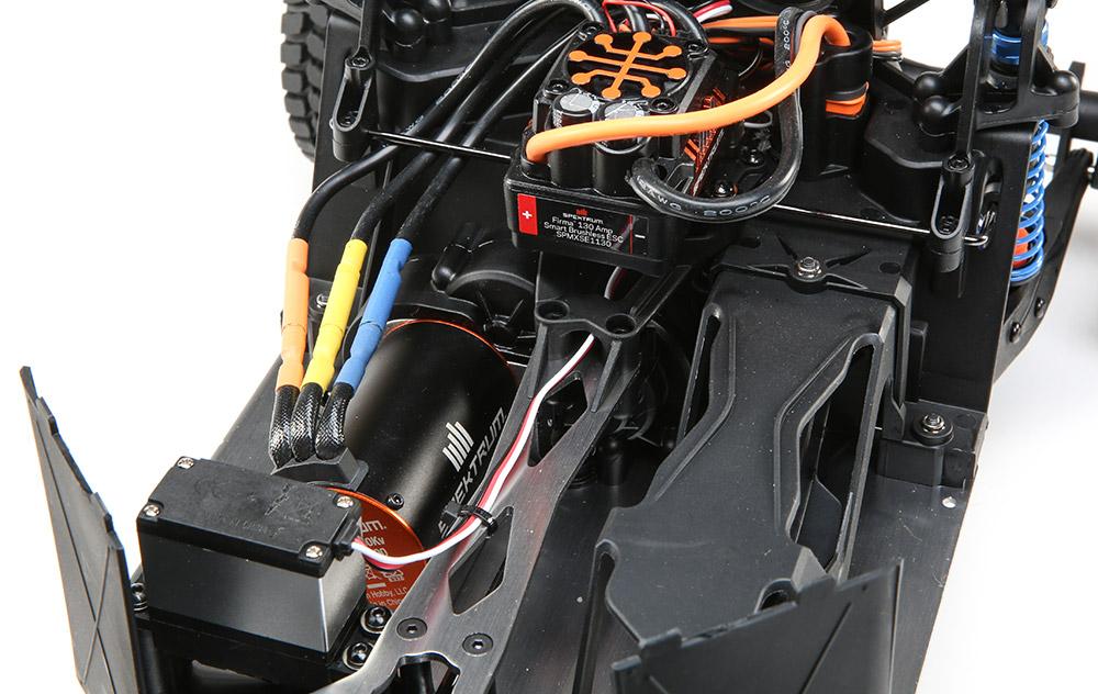 Easy-Access Motor