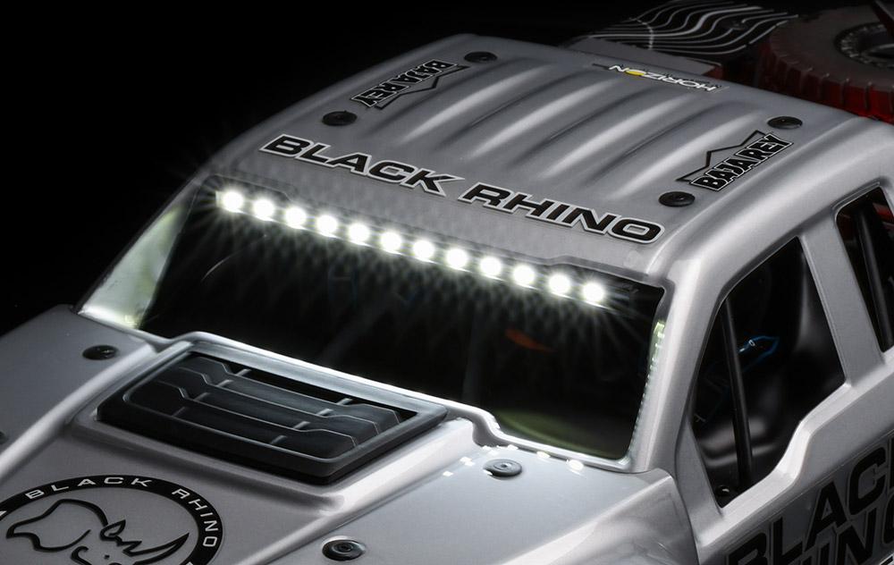 LED Light Bar (Front)