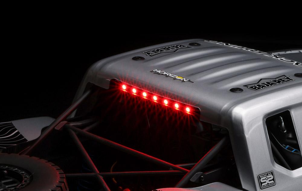 LED Light Bar (Rear)