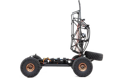 Officially Licensed Scale Body and Roll Cage