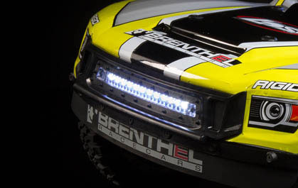 Front Grill Mounted LED Lights