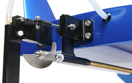 Aluminum Adjustable Propeller Strut