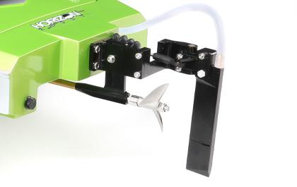 Break-Away Rudder with Water Inlet
