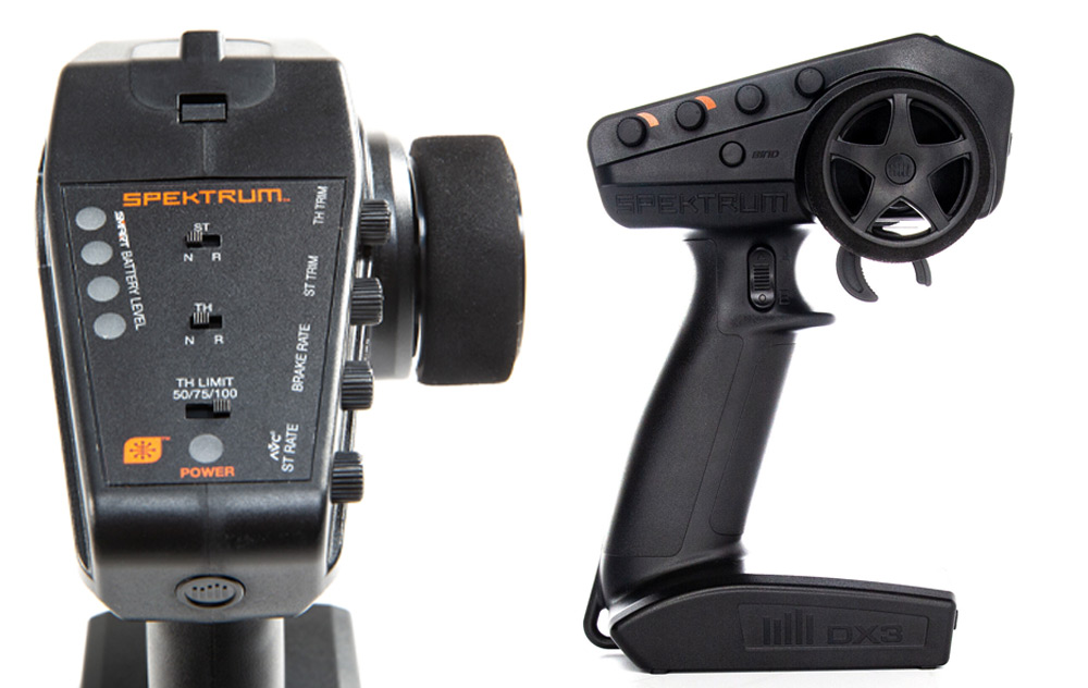 Spektrum<sup>™</sup> DX3 Transmitter