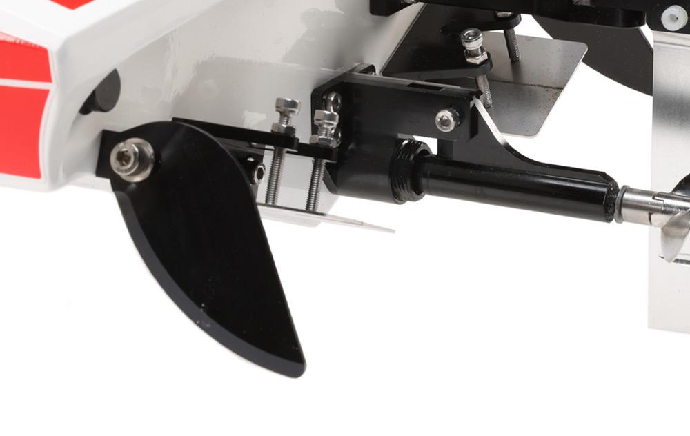 Adjustable Aluminum Turn Fins