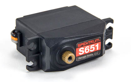 Spektrum SPMS651 Metal-Geared Digital Servo