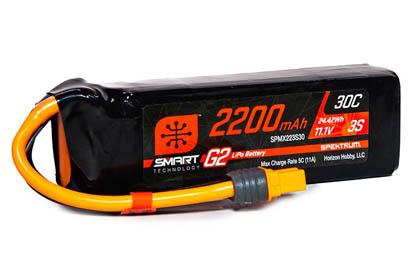 Spektrum 3S 2200mAh Smart Battery