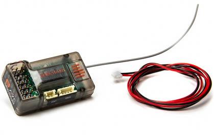 SPEKTRUM SR6100AT DSMR AVC/TELEMETRY RECEIVER