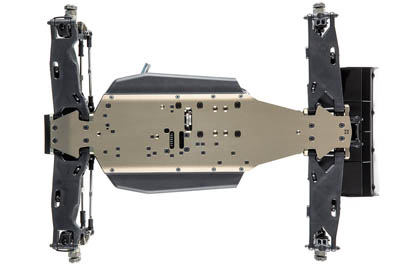 Wide 3mm Chassis