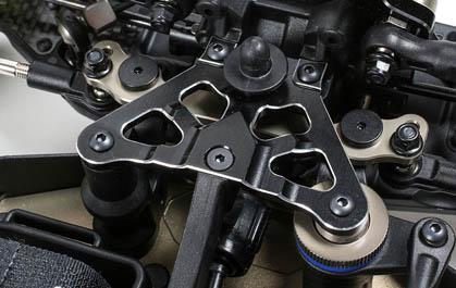 Aluminum Front Brace