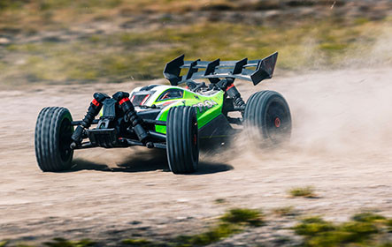 30 MPH BUGGY ACTION