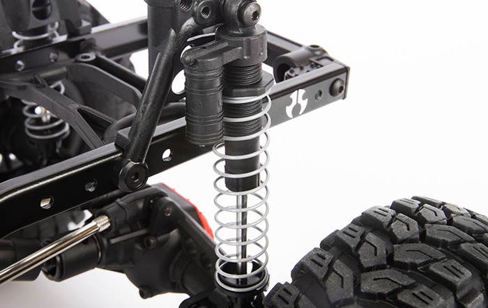 ADJUSTABLE COILOVER SHOCKS