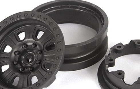A1.9, 3-PIECE BEADLOCK WHEELS