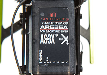 Spektrum™ AR636 Receiver