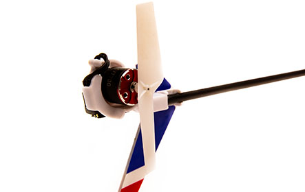Brushless Main and Tail Motor