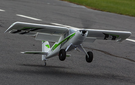 STOL (Short Takeoff and Landing)
