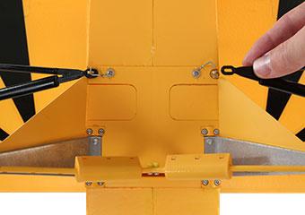 Fold Away Wing Struts