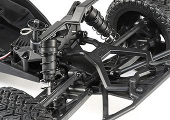 Race Inspired, Performance Suspension Package