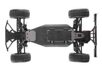 Aluminum Front/Rear Chassis Plates