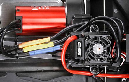 Brushless Dynamite� 3800Kv Antriebssystem