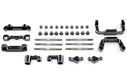 Aluminum Option Parts Included